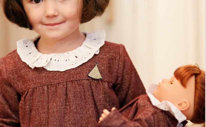 Vêtements de poupée Lililotte : le grand lancement!