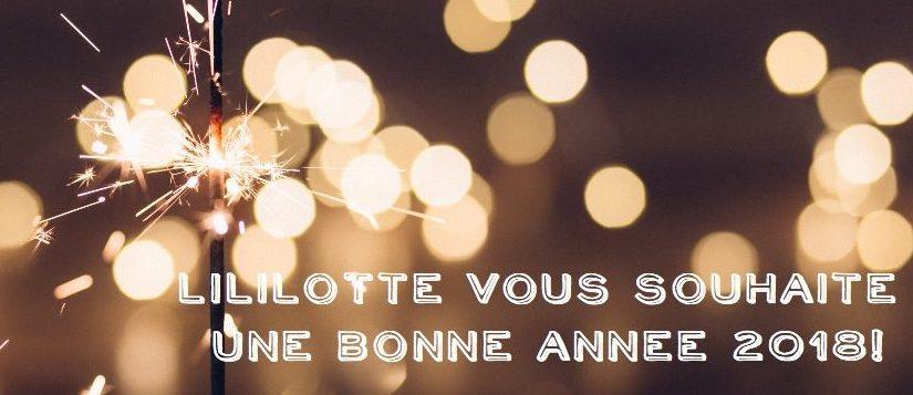 Bonne année avec Lililotte!