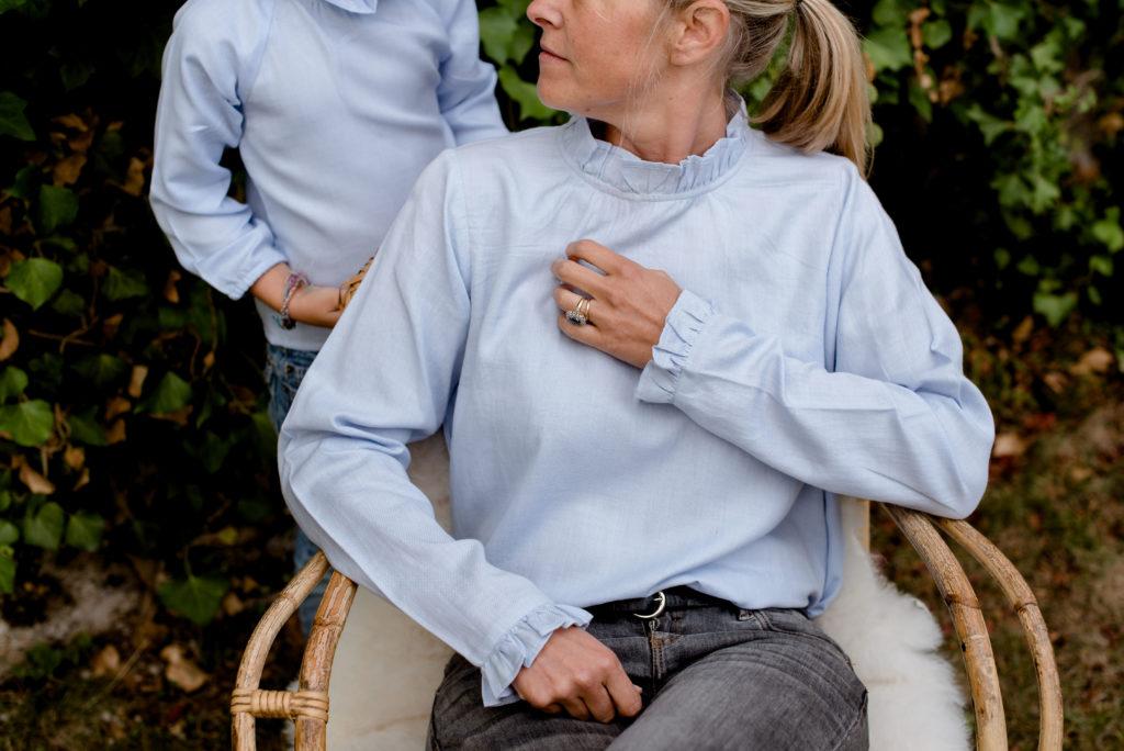 blouse Romane